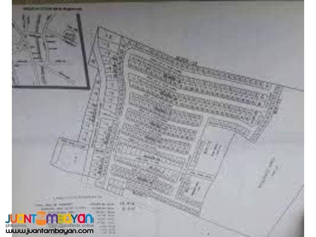 120sqm Residential Lot MONTEVERDE EAST Rodriguez Rizal