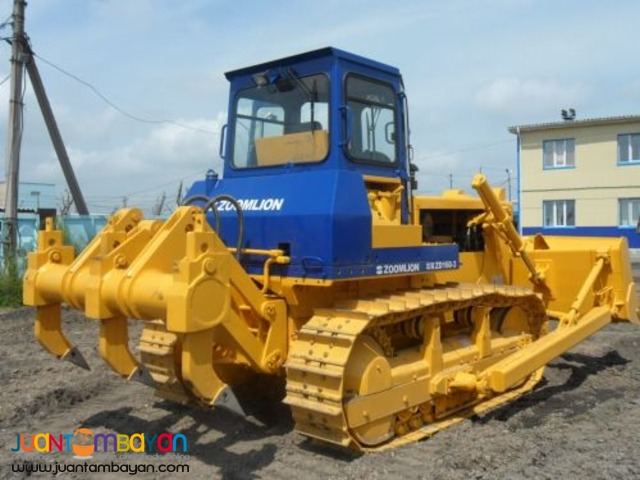 ZD160-3 Bulldozer with Ripper
