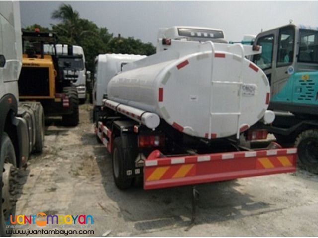 6 Wheeler Fuel Tanker