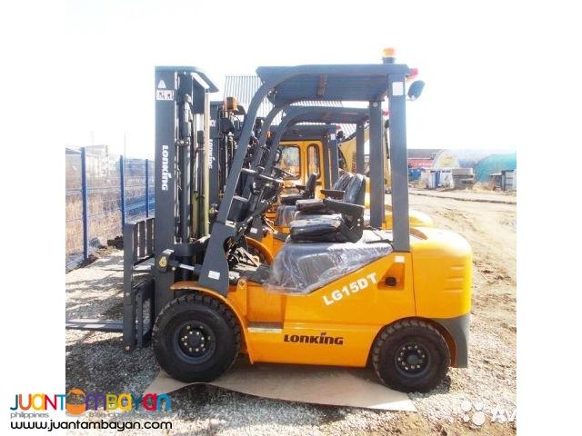FOR SALE`` LG15DT Diesel Forklift