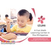 A Fun Math Learning Center in The Philippines