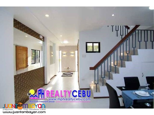 AFFORDABLE FURNISHED TOWNHOUSE IN CONSOLACION CEBU