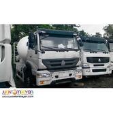 6 wheeler C5B Huang He MIxer Truck 6 cubic