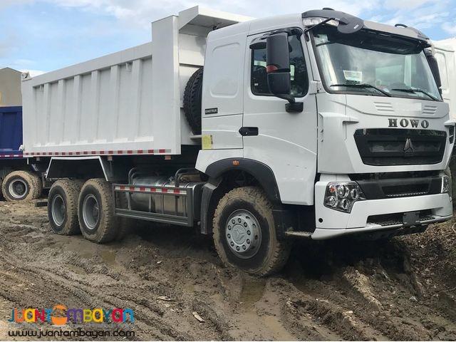 10 Wheeler HOWO A7 Dump Truck