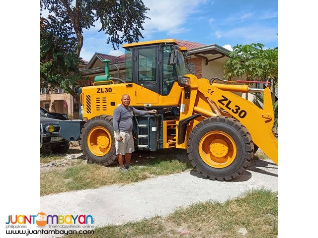 Selling Quality Brand new ZL30 Wheel Loader