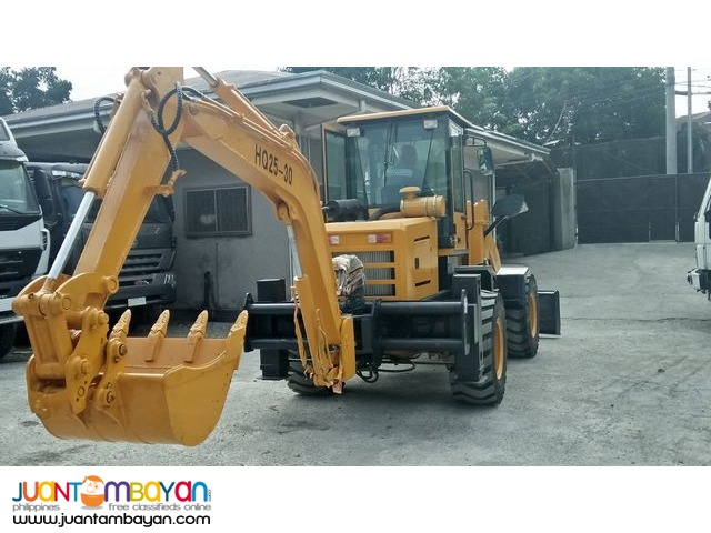 HQ Backhoe Loader FOR SALE~