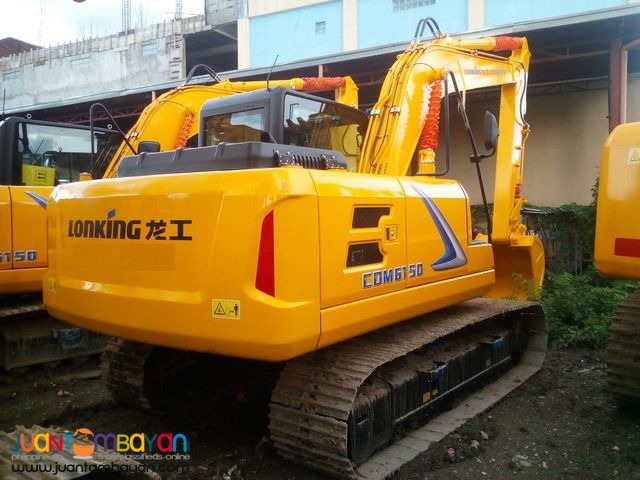 CDM6150 Hydraulic Excavator FOR SALE~