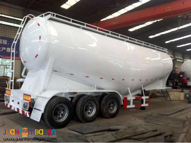 Tri-Axle Bulk Cement FOR SALE~