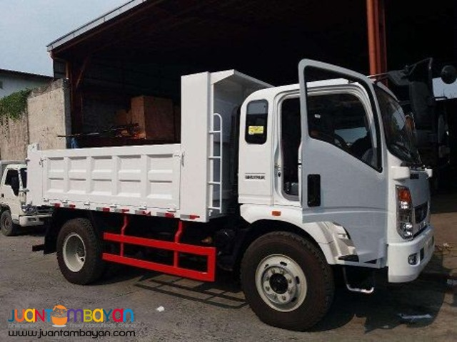 New 6 Wheeler Mini Dump truck for sale