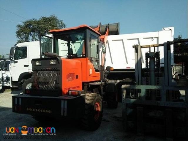 HQ929 Wheel Loader