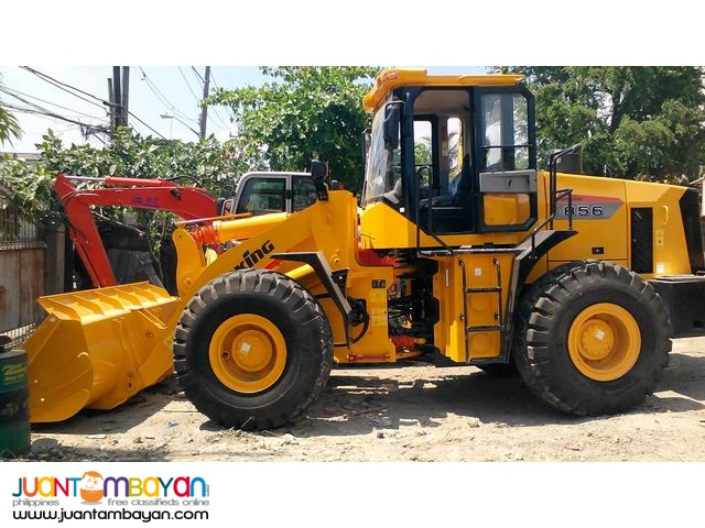 CDM856 Wheel Loader