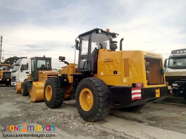 Brand New LONKING CDM843 Wheel Loader 2.3cbm