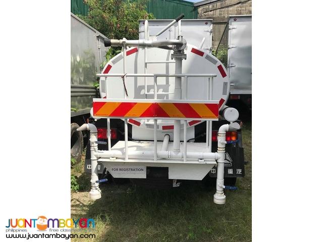 Selling 6 Wheeler Water Tanker  BUY NOW