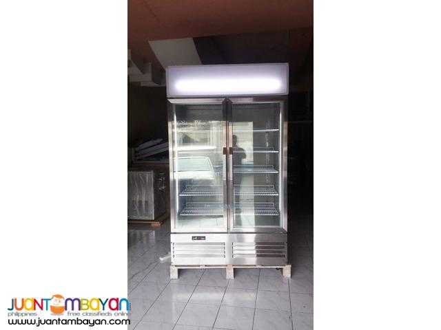 2door Upright Display Freezer Model: SLD-860F