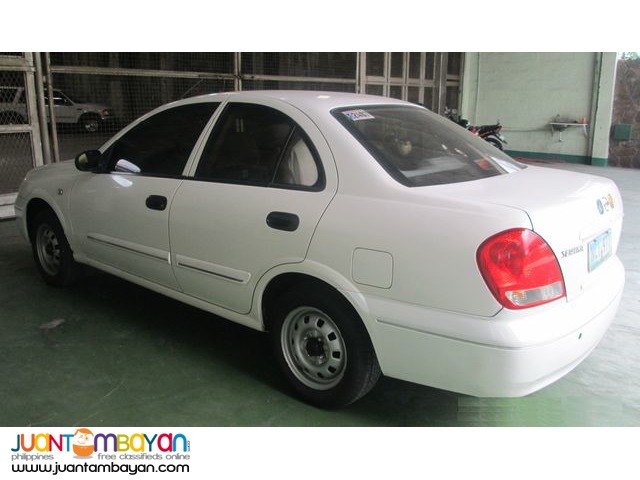 NISSAN SENTRA sedan FOR RENT