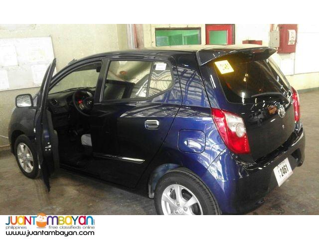 Toyota Wigo FOR RENT A CAR