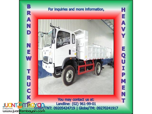 (FOR SALE) Brand New 6 Wheeler HOMAN Dump Trucks Euro 4