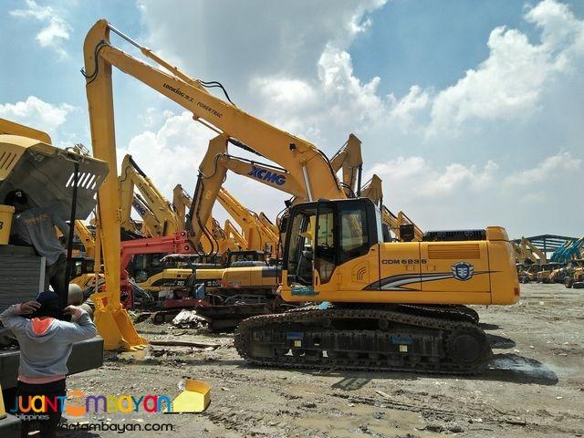 CDM6235 Lonking Hydraulic Excavator 1.4m³ Bucket Size