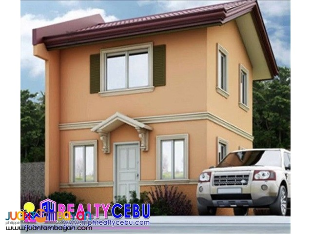 BELLA - 3 BR HOUSE CAMELLA RIVERFRONT TALAMBAN CITY