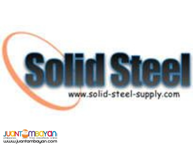 Solid Steel Construction Steel Building Materials Supplier