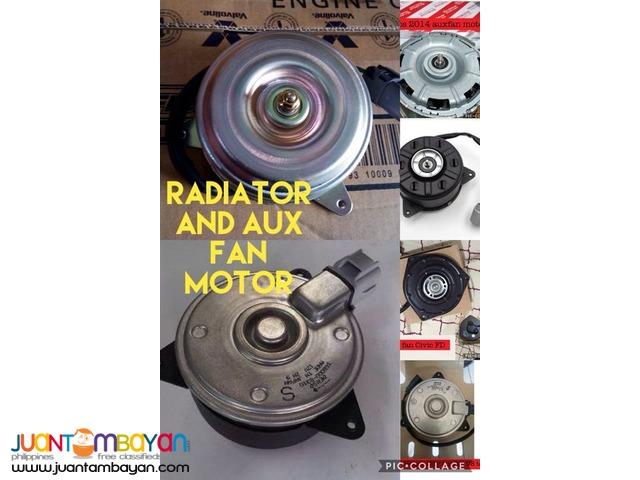 Subaru XV radiator assy