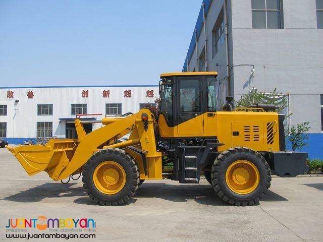 RAM ZL30 Wheel Loader