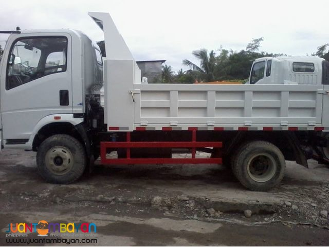 Selling Brand New Homan Mini Dump Truck 4cbm