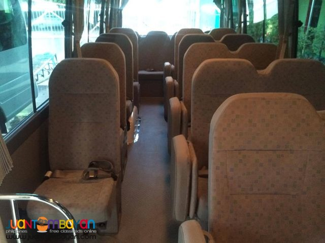 Coaster for Lease at Cheapest Price!Call/text: 09989632040