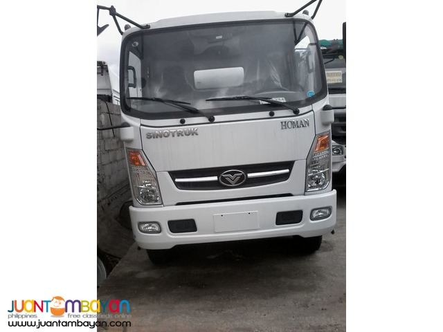 (FOR SALE) Brand New 6 Wheeler HOMAN Transit Mixer 4cbm Euro 4