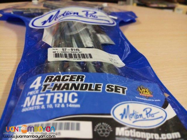 Motion Pro 08-0145 4-piece Racer T-Handle Set