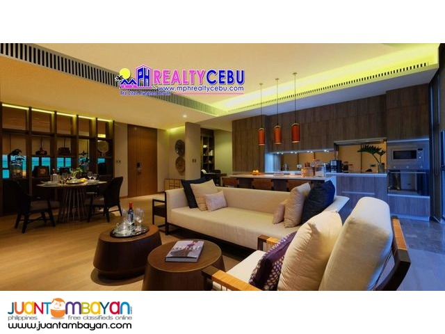 3 BR COURTYARD POOL VILLA W/ GARDEN AND PS AT THE SHERATON CEBU
