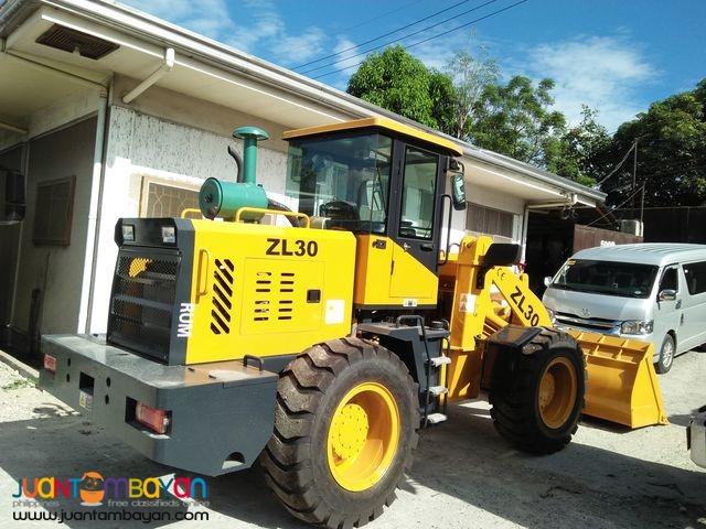 [;[; ZL30 Wheel Loader