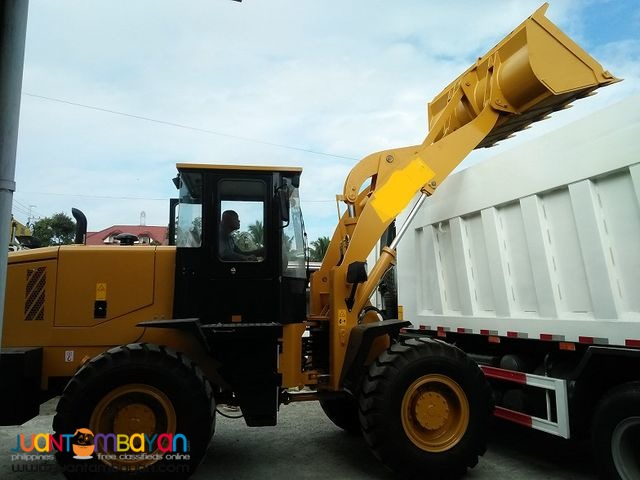TMSQ ZL30 Wheel Loader