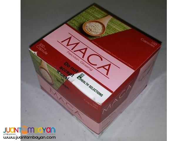 MACA for men and women