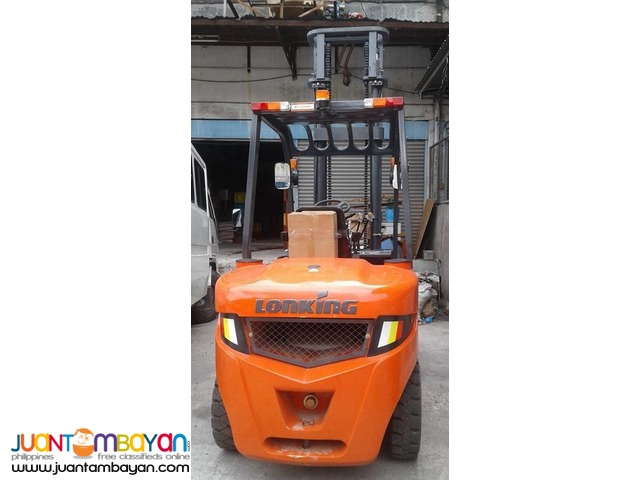 LG35DT Diesel Forklift