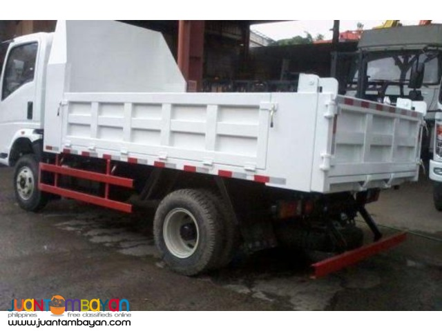 FOR SALE 6 Wheeler HOMAN  Dump Truck 4cbm EURO4