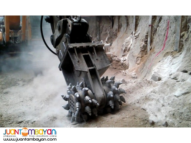 New Rock Grinder High Quality For Sale