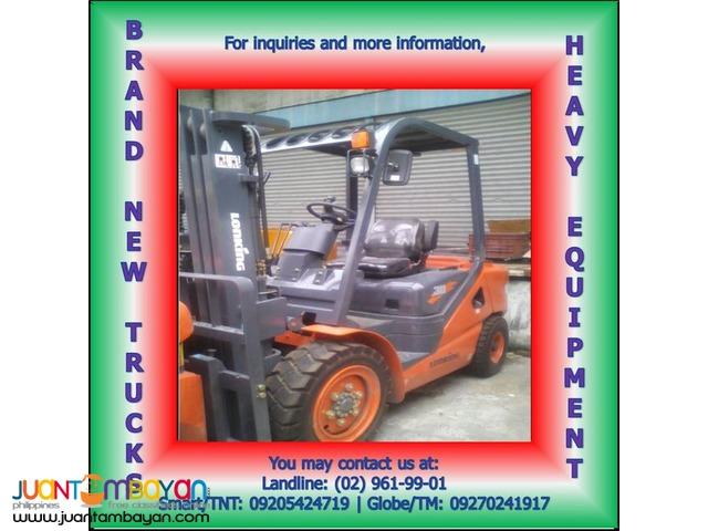 BRAND NEW! LG30DT Diesel Forklift Engine 3 Tons