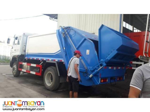 Sinotruk Homan H3 Garbage Compactor.