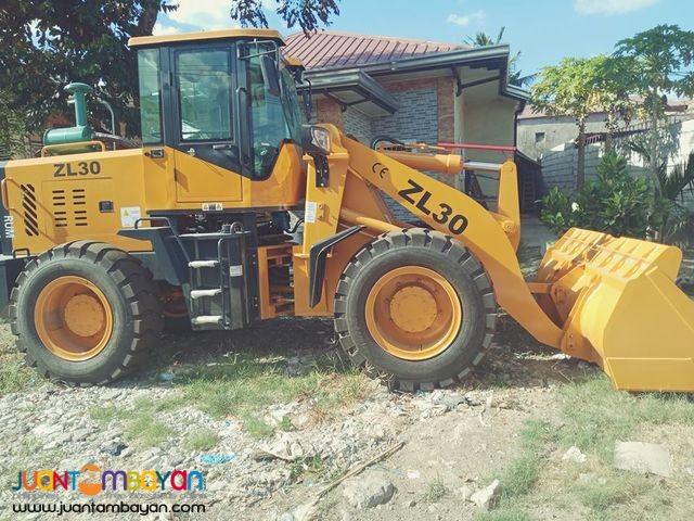 RUM ZL30 wheel loader