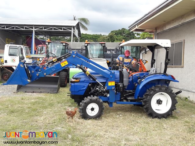 Reliable Farm Tractor For Your Farming Business