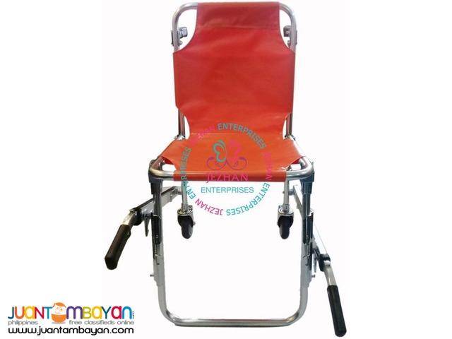 Manual stair chair
