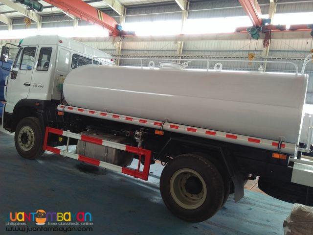 '- Homan H3 Water Truck 4cbm