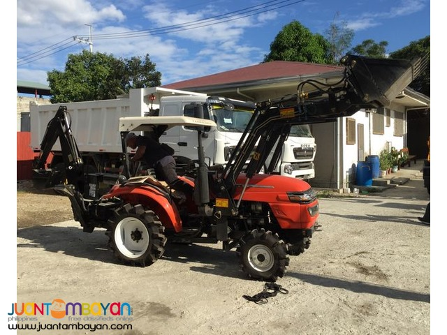 TMSQ Farm (Buddy) Multipurpose (with Front end Loader)