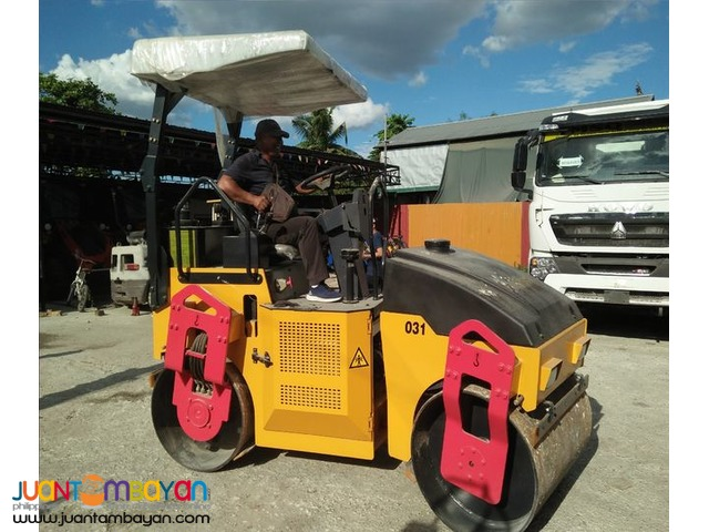 GYD031 Mini Road Roller