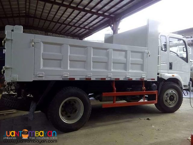 6 Wheeler Mini Dump Truck 6.5m³