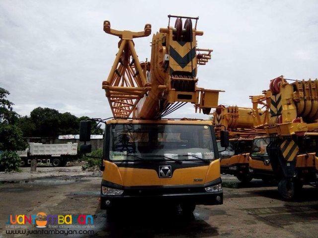 QY25K-II Tower Crane