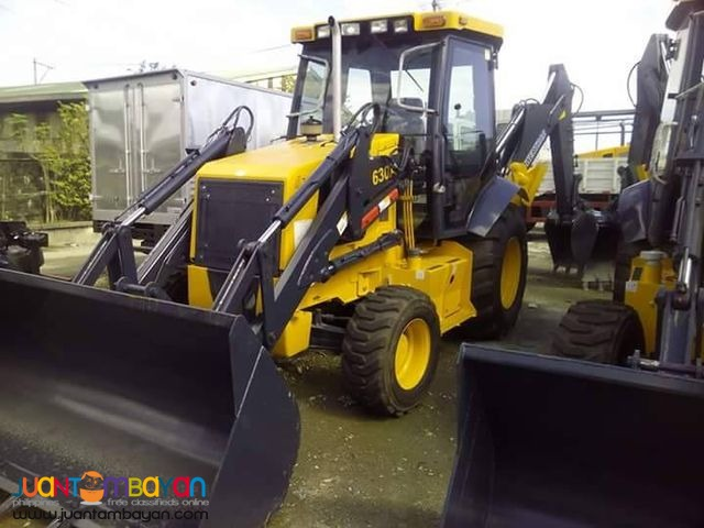 PT630A Backhoe Loader