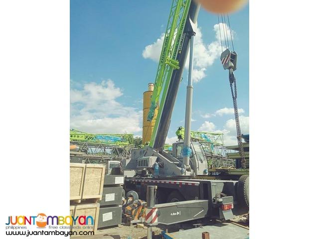 Truck Crane zoomlion QY25