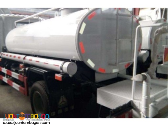 HOMAN H3 6-WHEELER (4000L) WATER SPRINKLER